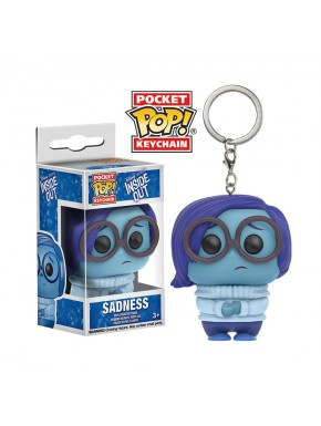 Llavero mini Funko Pop! Tristeza