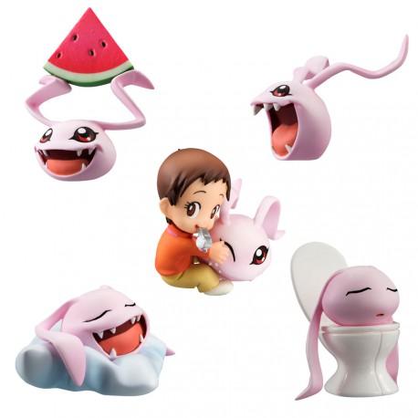 Digimon Adventure Coro-Colle Figuras Sorpresa 6cm