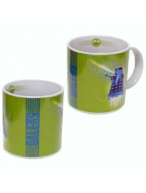Taza Dr Who Daleks power
