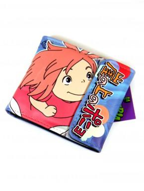 Cartera Ponyo Ghibli