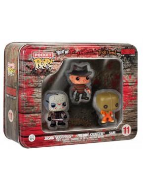 Caja mini Funko Pop Modern Horror