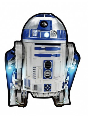 Alfombrilla Star Wars R2D2