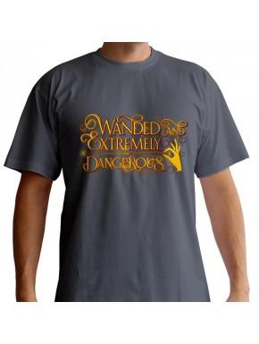 Camiseta Animales Fantásticos Wanded