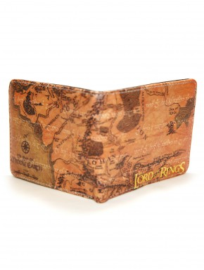 Cartera Lord of the Rings Map