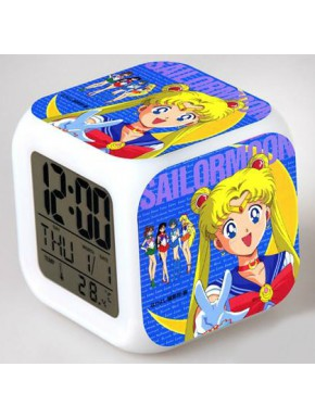 Despertador digital Sailor Moon