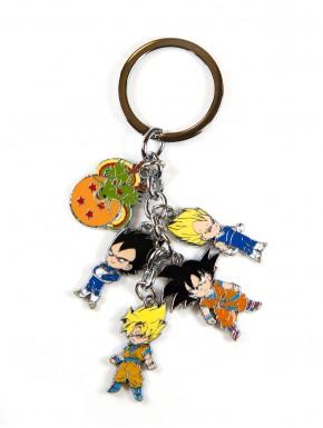 Llavero Dragon Ball personajes