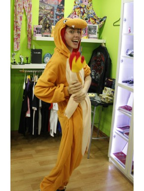 Kigurumi Charmander Pokemon adulto