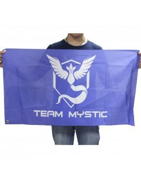 Bandera Team Mystic Pokemon