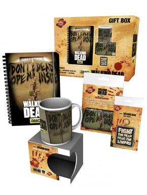 Set de regalo Walking Dead
