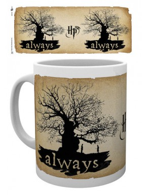 Taza Harry Potter Always
