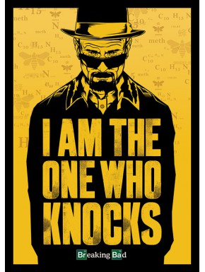 Poster Breaking Bad 140x100 cm