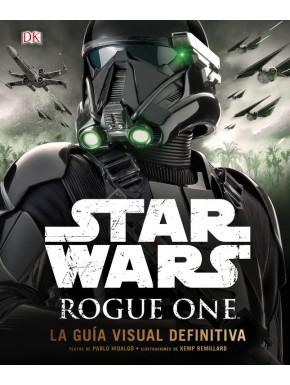 Libro Rogue One guía visual