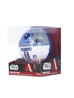 Altavoz Portatil Star Wars R2D2