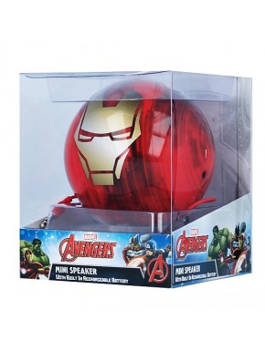 Altavoz Portatil Marvel Iron Man