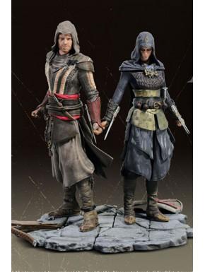 Pack Figuras Assassin's Aguilar y María