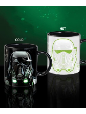 Taza térmica Trooper Rogue One