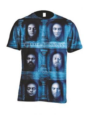 Camiseta Juego de Tronos Masks
