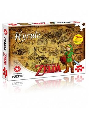 Puzzle Nintendo Zelda Wind Waker