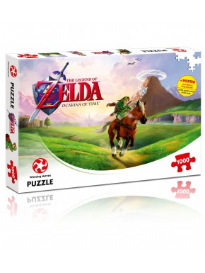 Puzzle Zelda Ocarina of Time