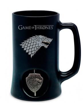 Jarra Cerveza cristal Stark
