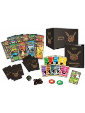 Cartas Pokemon Elite Trainer Box