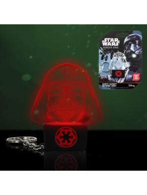 Llavero con luz Star Wars Vader