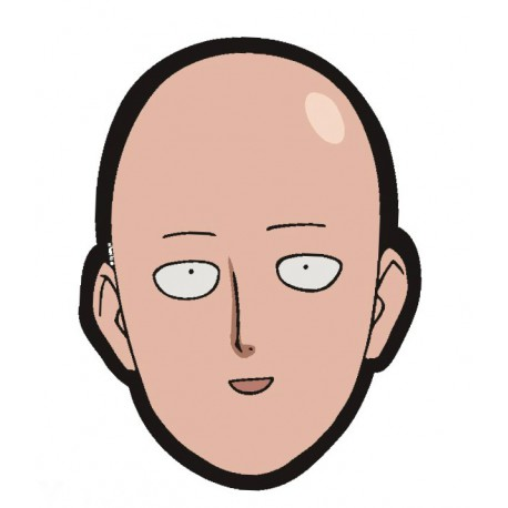 Alfombrilla Saitama One Punch Man
