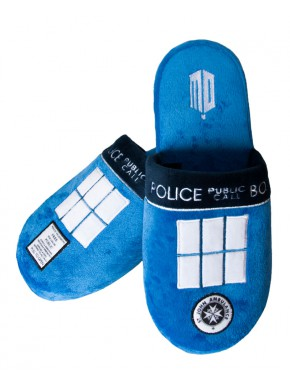 Zapatillas Doctor Who Tardis