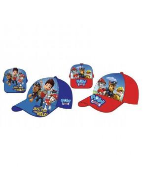 Gorra de niños Patrulla Canina