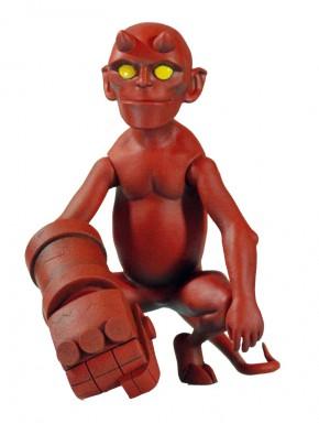 Figura baby Hellboy