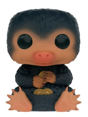 Funko Pop Escarbato con monedas