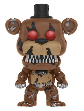 Funko Pop Freddy FNAF Nightmare
