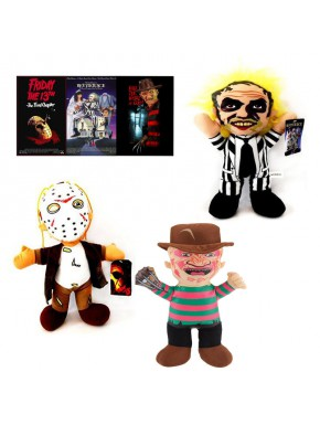 Set peluches Horror Soft