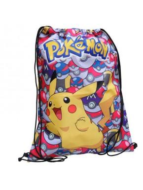 Bolsa tela Pokemon