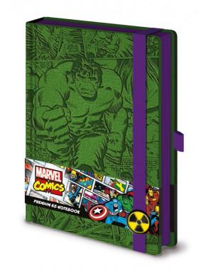 Libreta Premium A5 Hulk