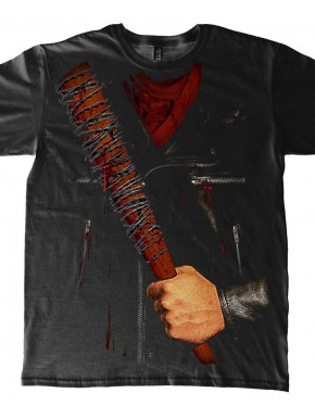 Camiseta Walking Dead Lucille
