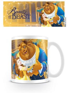 Taza Disney Bella y Bestia