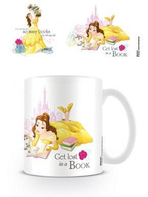 Taza Disney Bella y Bestia books