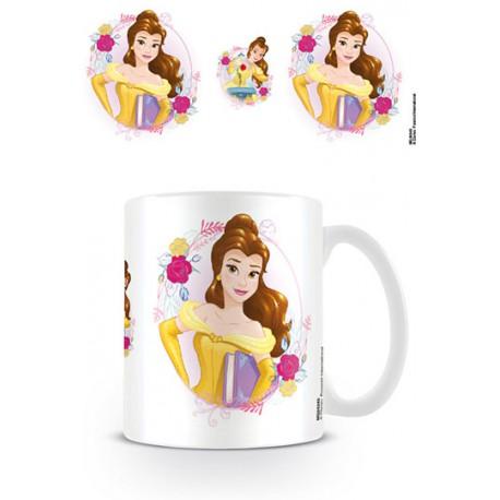Taza Disney Bella y Bestia beauty