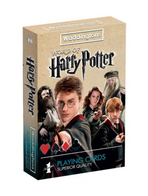Baraja Poker Harry Potter
