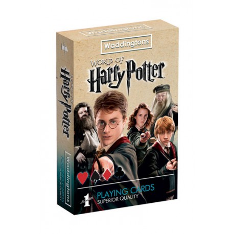 Baraja Poker Harry Potter