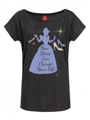 Camiseta Chica Disney Cenicienta