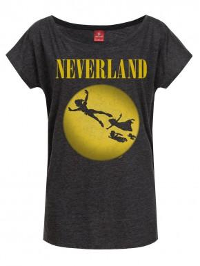 Camiseta Chica Disney Peter Pan