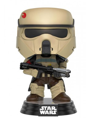 Funko Pop Scarif Stormtrooper Blue