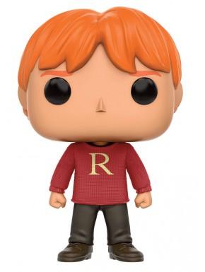 Funko Pop Ron Weasley con Sweater