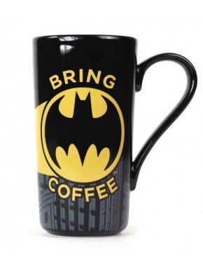 Taza Batman latte