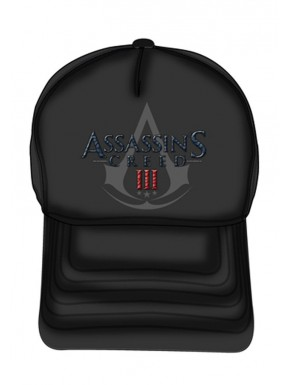 Gorra Assassin's Creed III Liberation