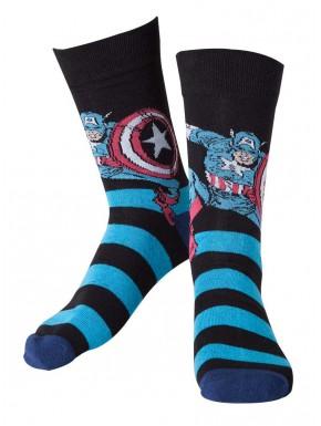 Calcetines Marvel Capitán América