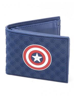 Cartera caucho Capitán América
