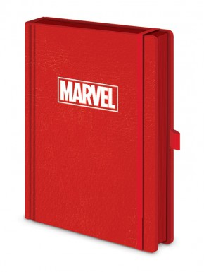 Libreta Premium A5 Marvel